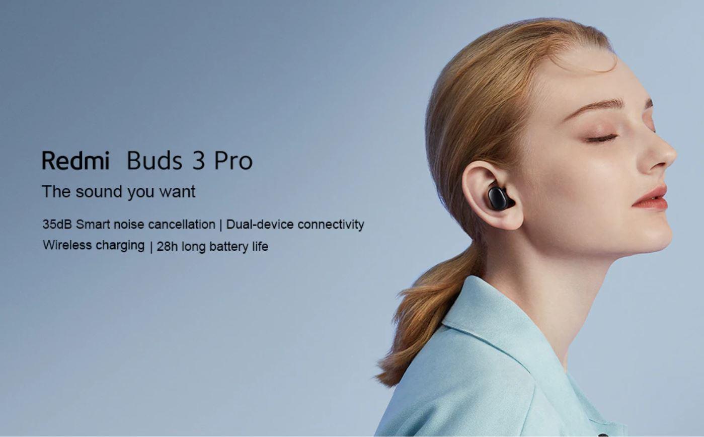słuchawki Redmi Buds 3 Pro - jakość dźwięku
