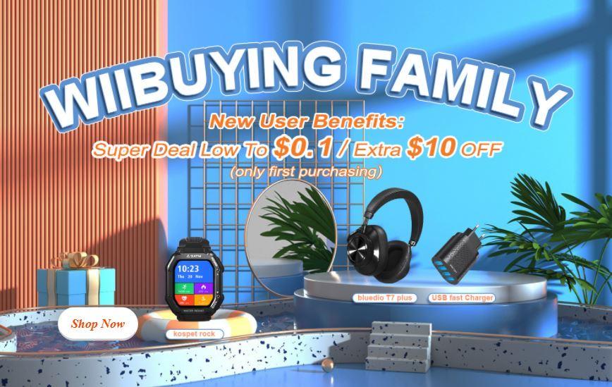 wiibuying - promocja dla nowych klientów