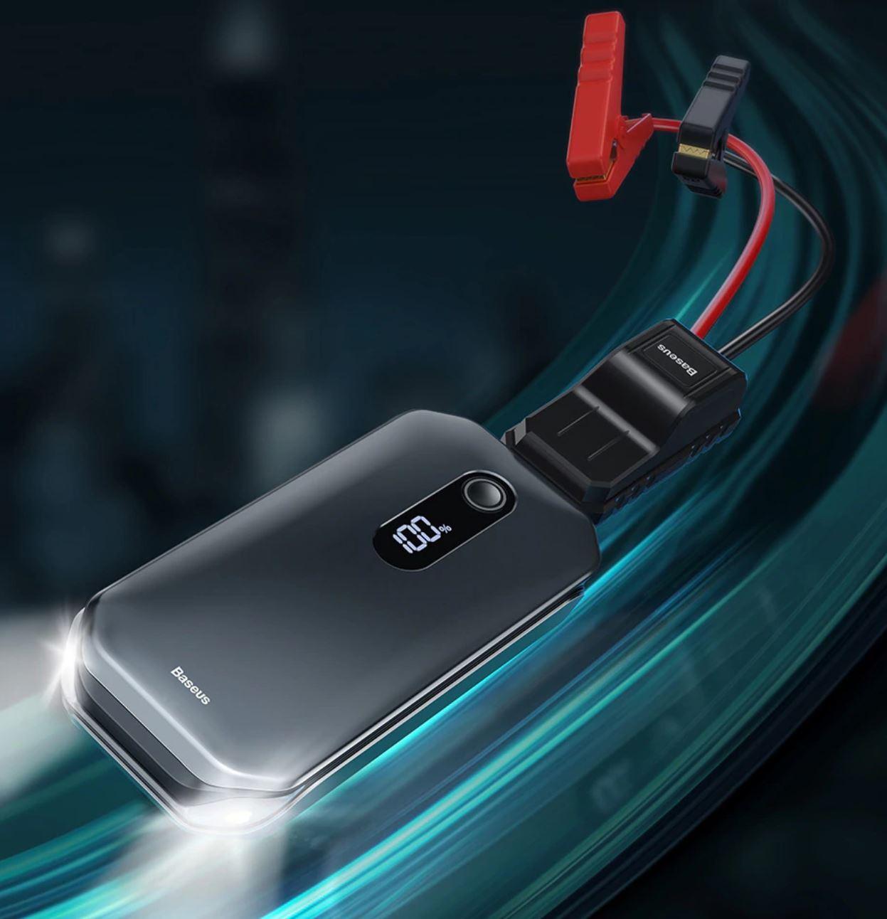 Baseus Car Jump Starter - prostownik i powerbank