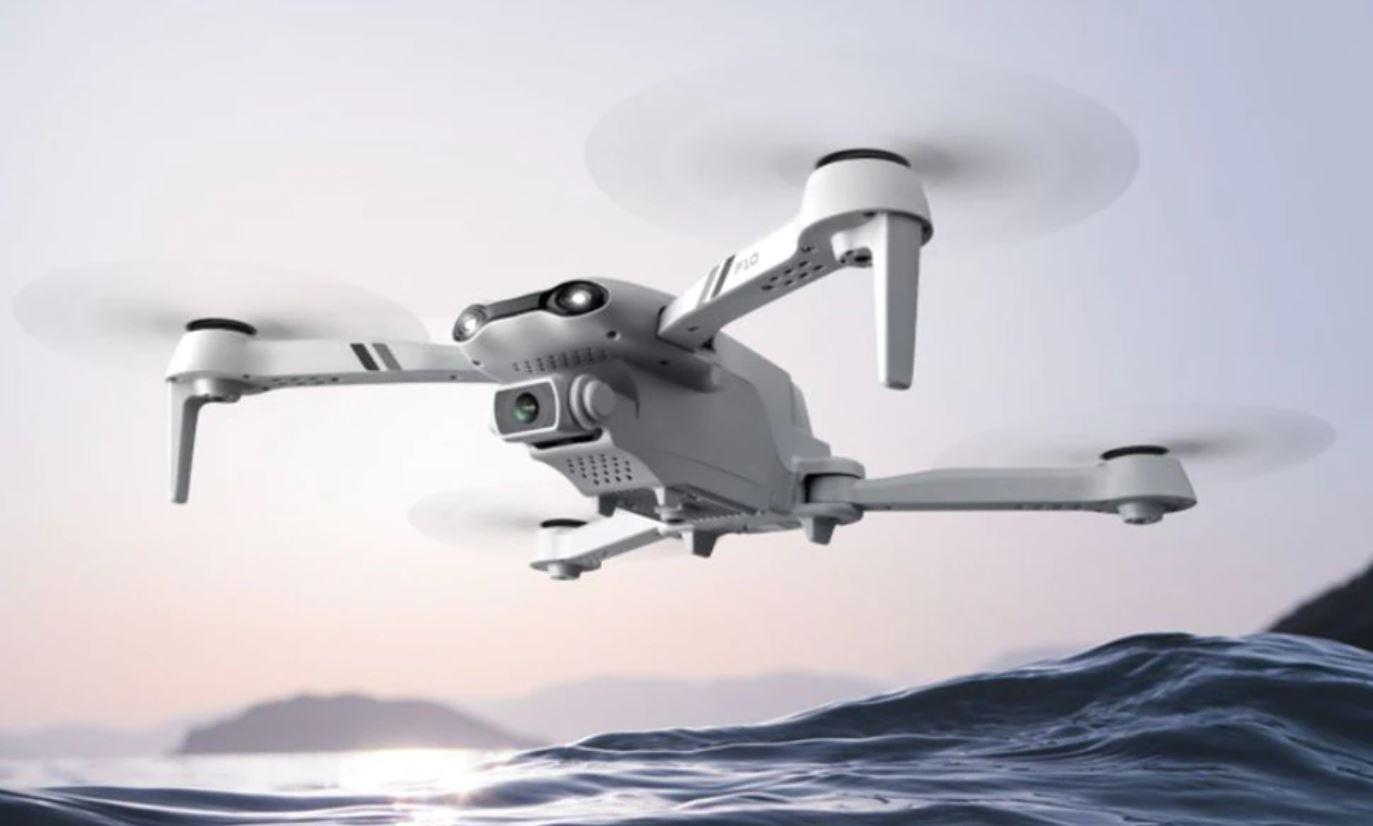 Drony z AliExpress - SHAREFUNBAY F10