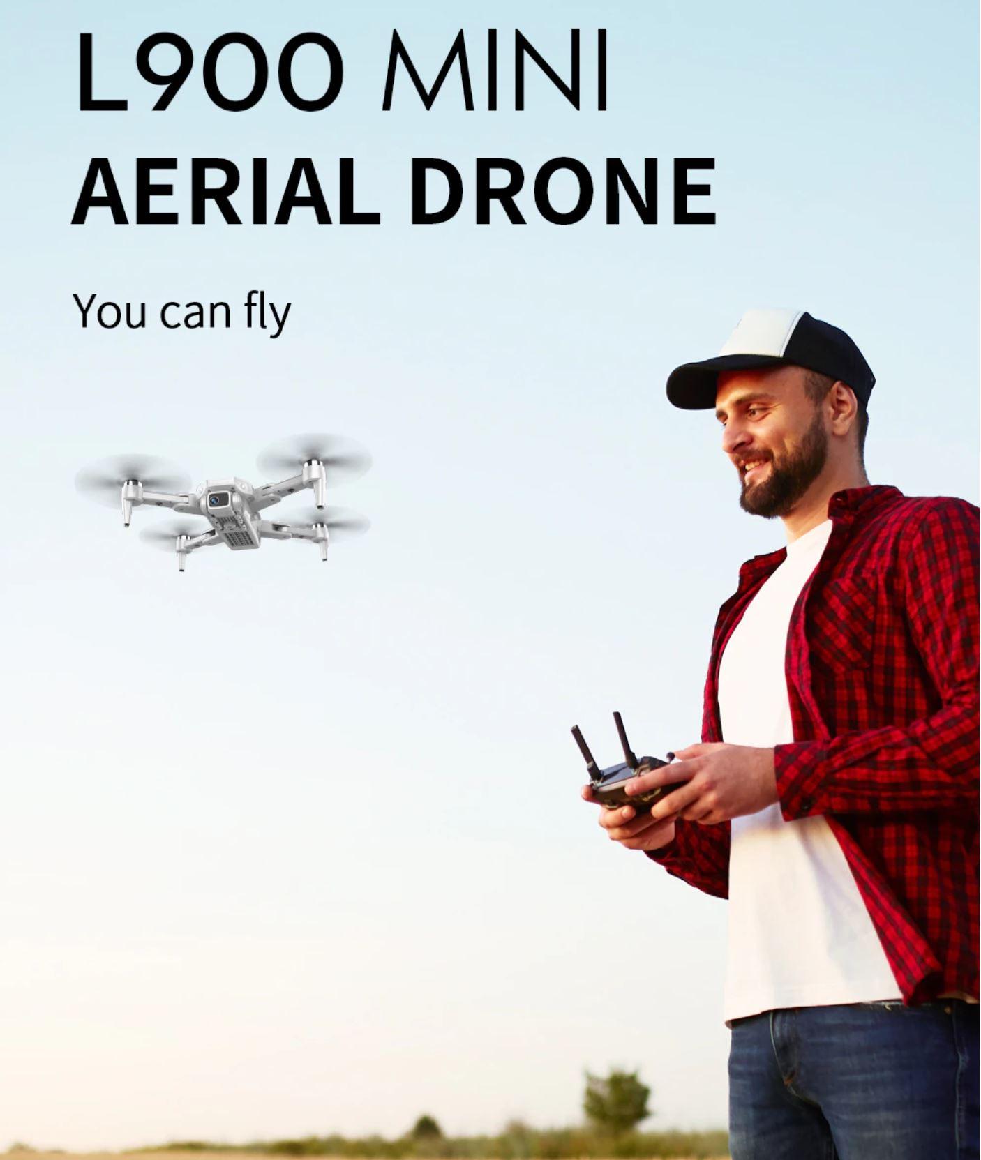 Drony z AliExpress - XKJ L900 drone