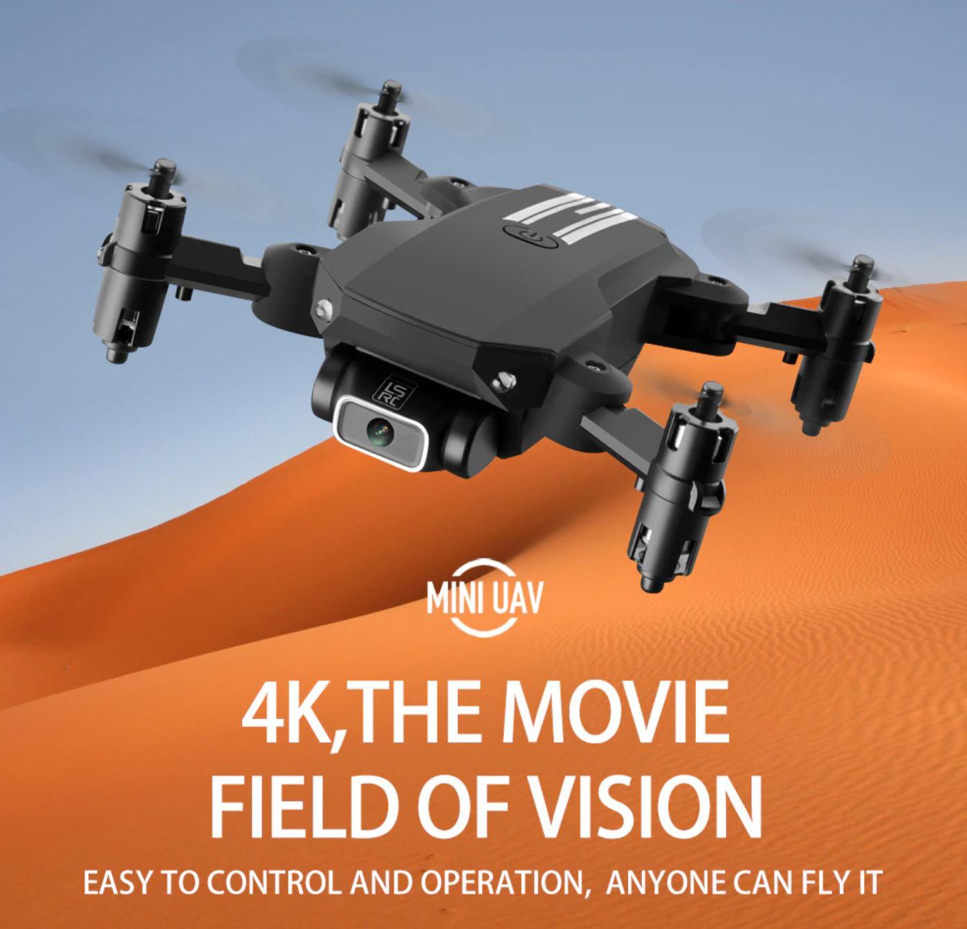 Drony z AliExpress - XKJ mini drone