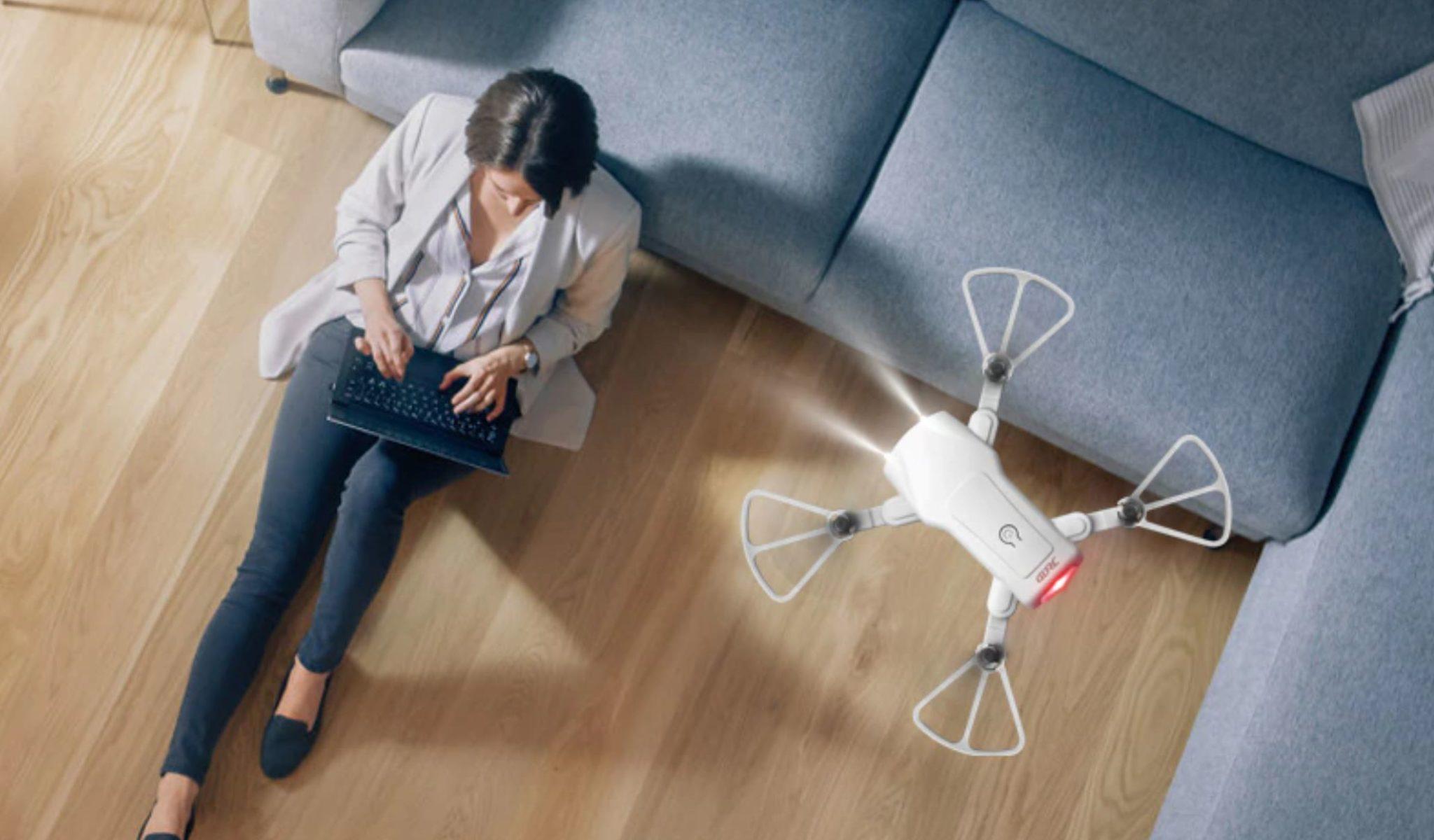 Drony z AliExpress - dron V9 - mini drone - latanie w domu