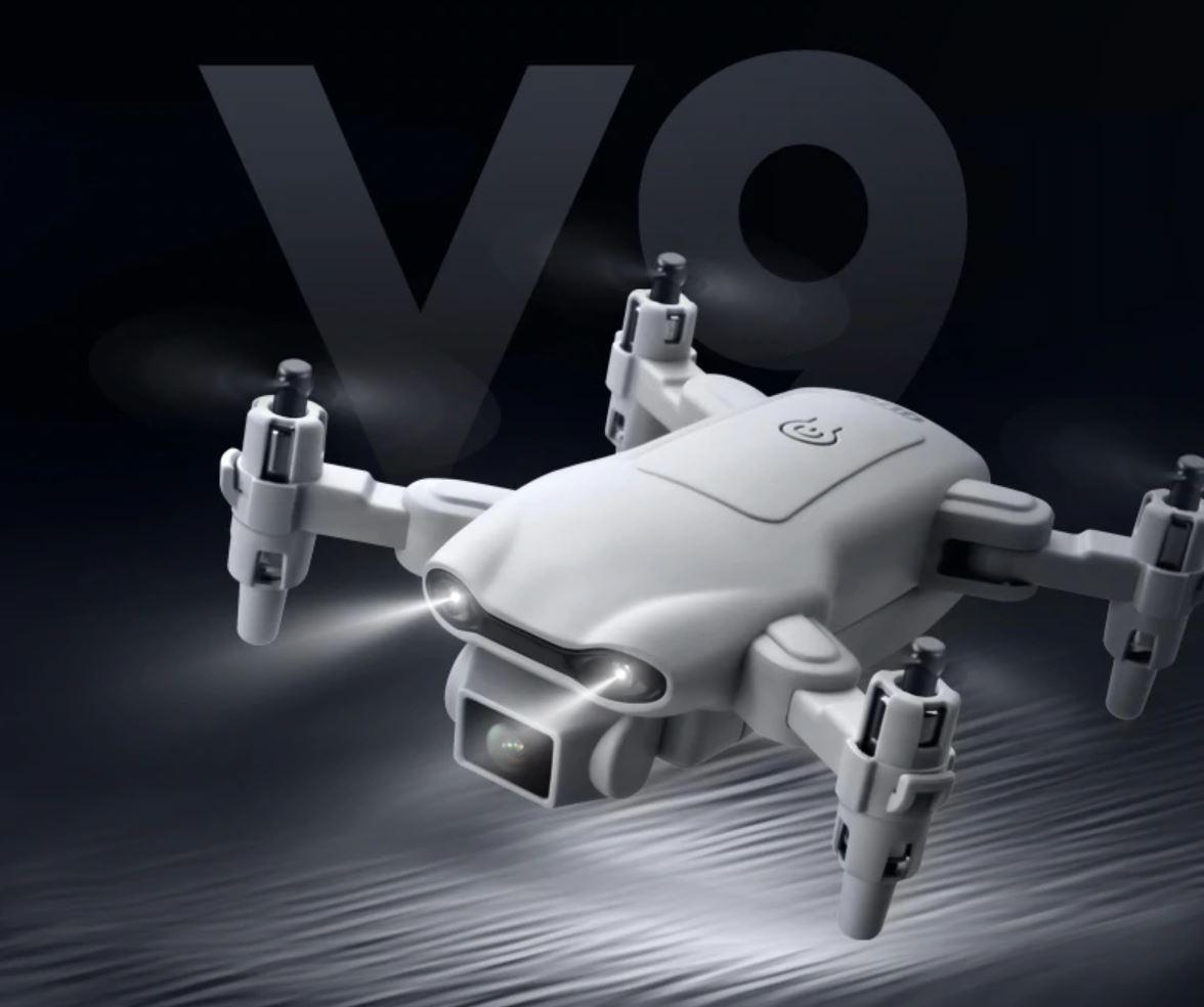 Drony z AliExpress - dron V9 - mini drone