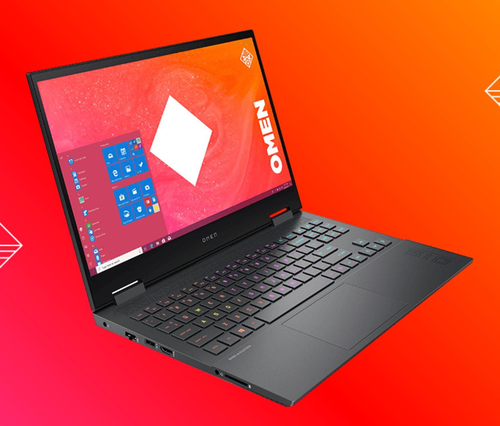 Jak wybrać laptopa do nauki i nie przepłacić - HP Omen