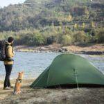 Sezonowe czyszczenie magazynów AliExpress - namioty Naturehike Cloud Up Series Ultralight Camping Tent