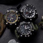 Zegarki w promocji AliExpress - zegarek sportowy SMAEL
