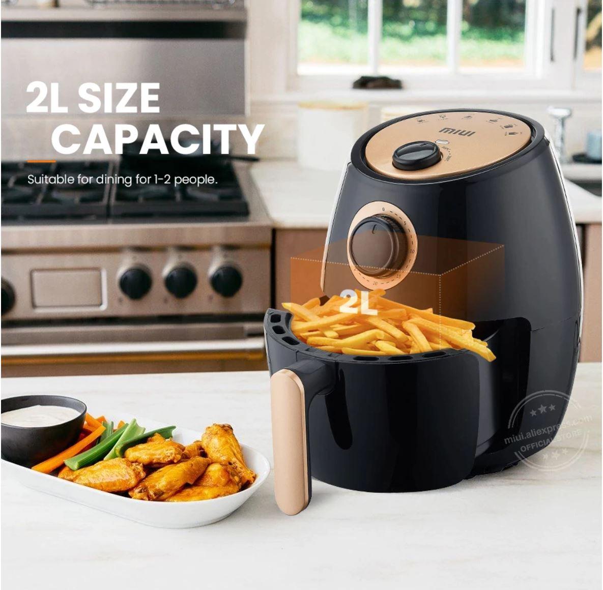 artykuły kuchenne - promocja Aliexpress - MIUI Smart Air Fryer