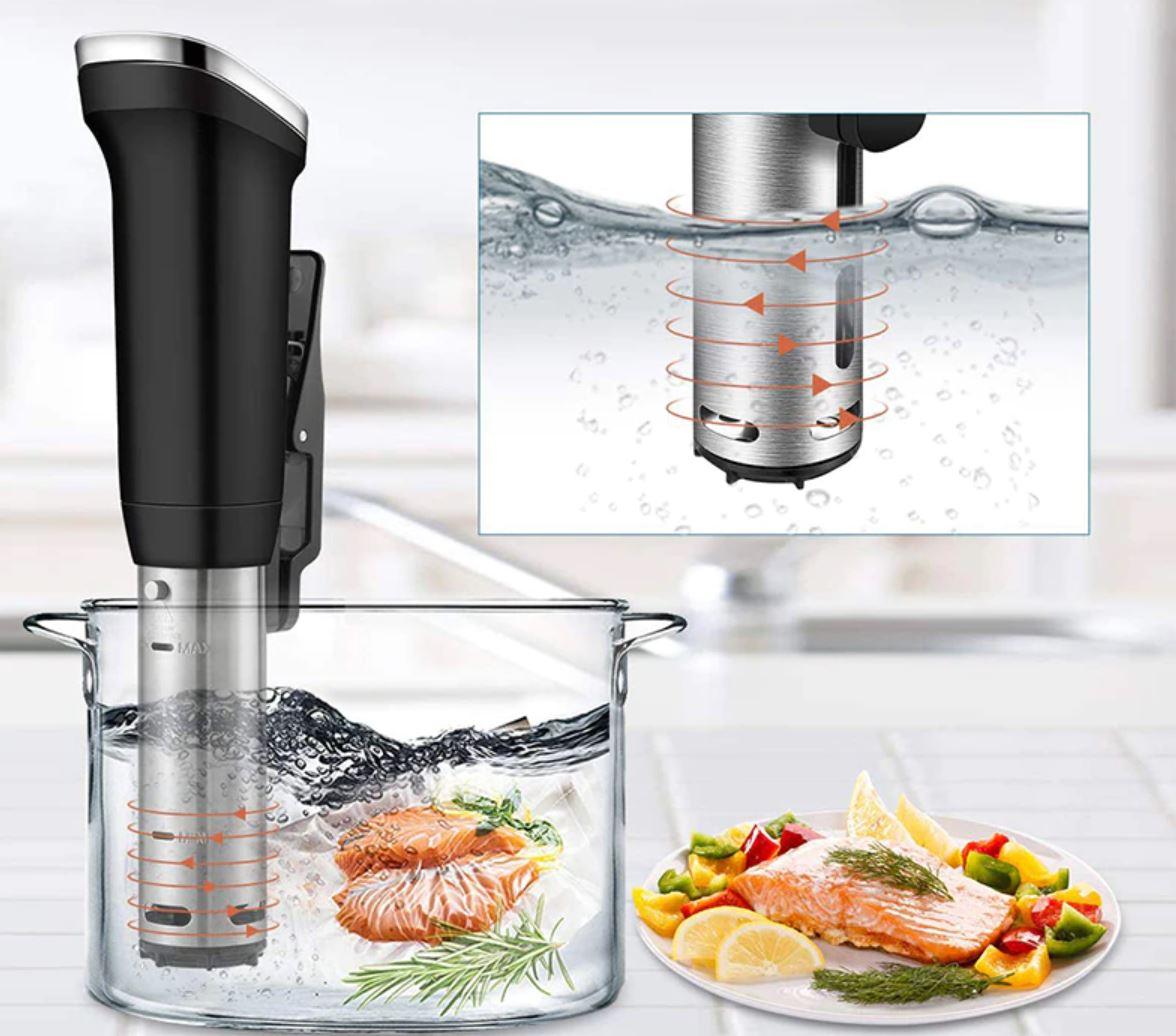 artykuły kuchenne - promocja Aliexpress - urządzenie do gotowania Sous Vide BioloMix