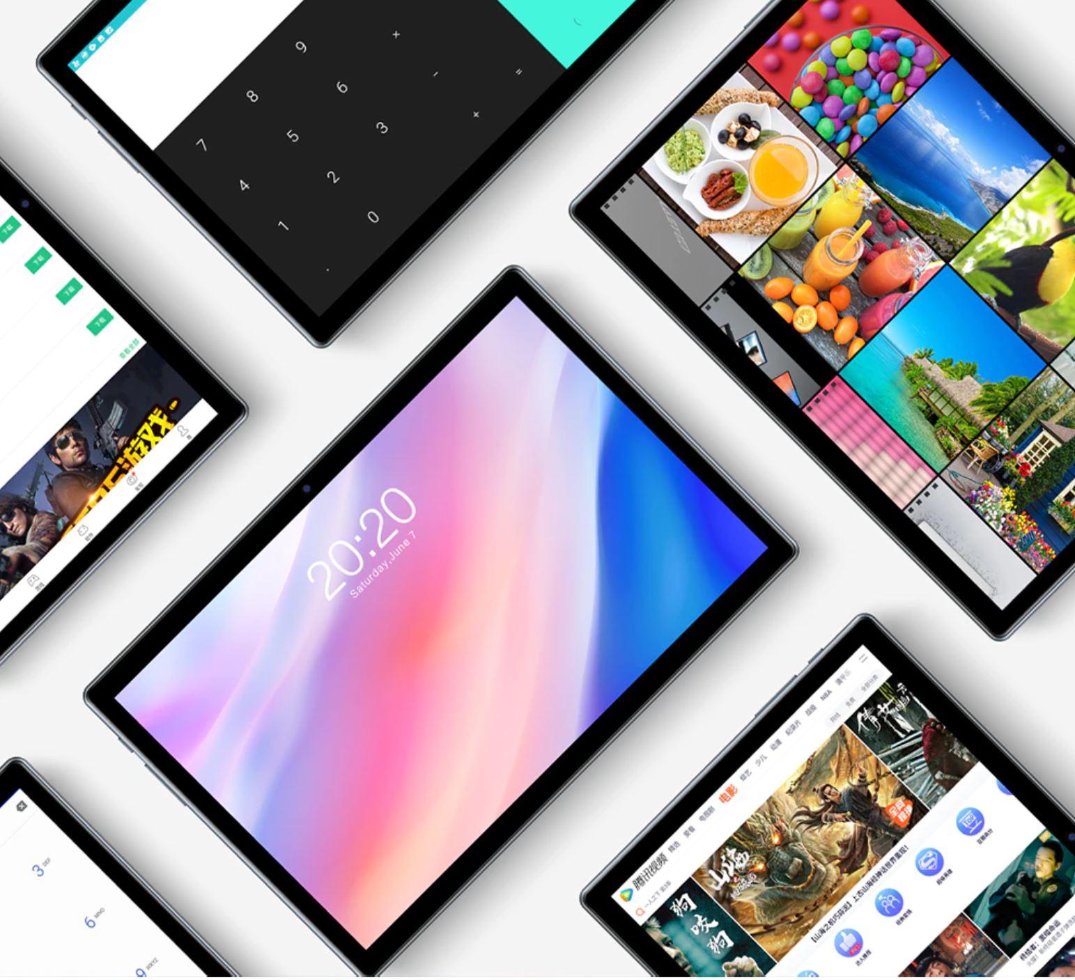 komputer i akcesoria biurowe - promocja AliExpress - Teclast P20HD Tablet