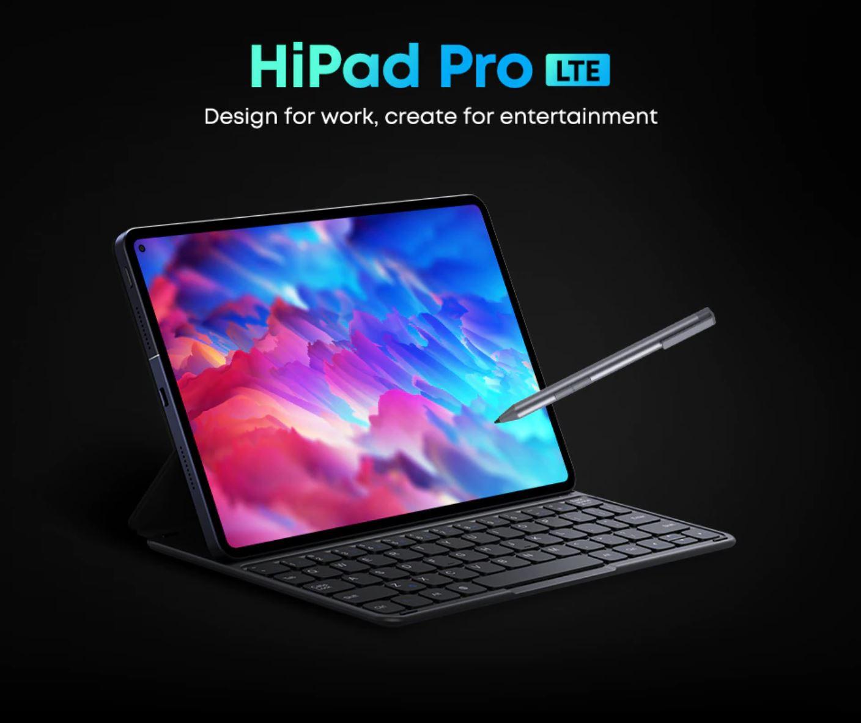 nowe produkty Aliexpress - tablet Chuwi HiPad Pro LTE