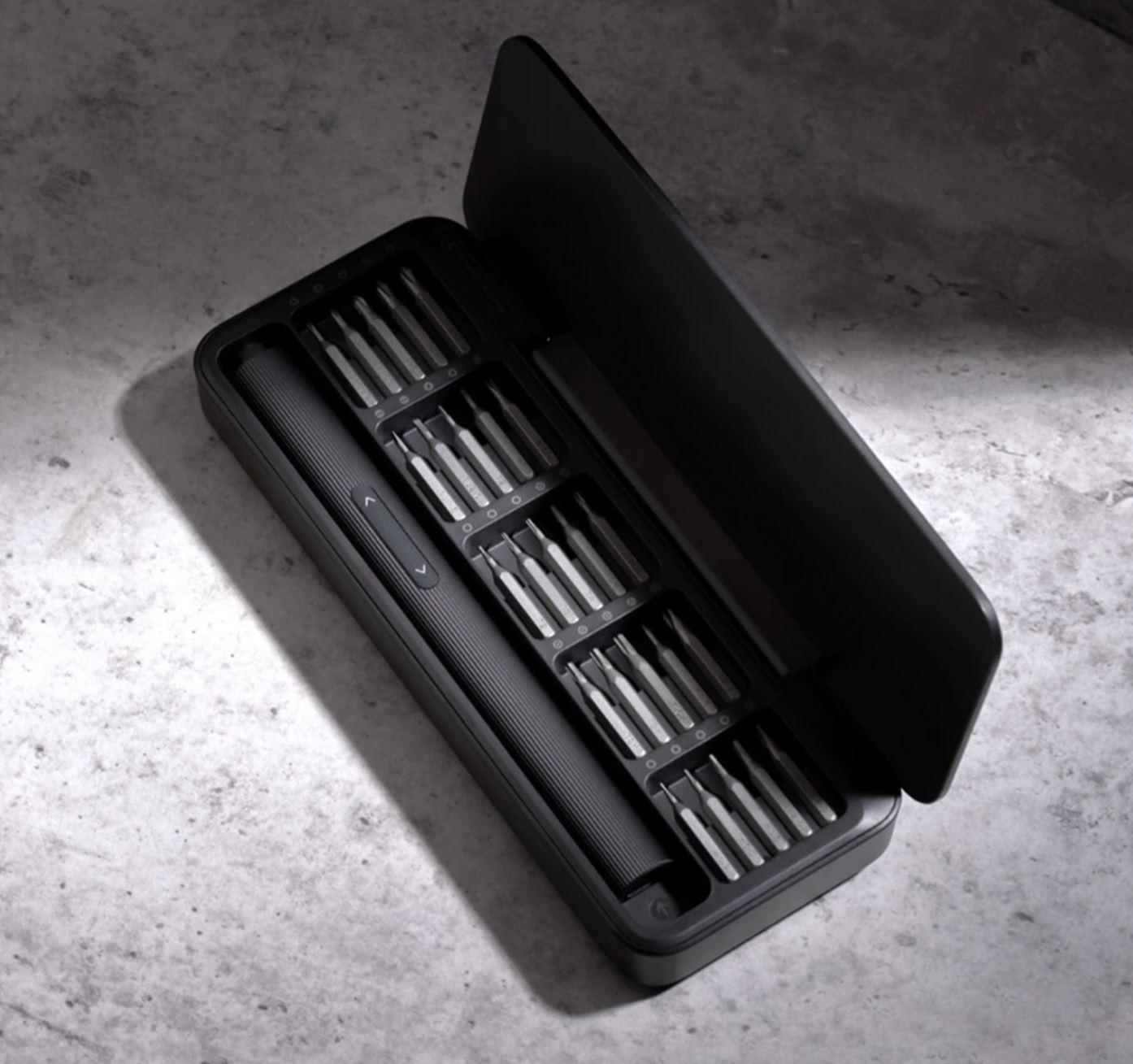 promocja AliExpress - narzędzia i majsterkowanie - Śrubokręt elektryczny HOTO do prac precyzyjnych