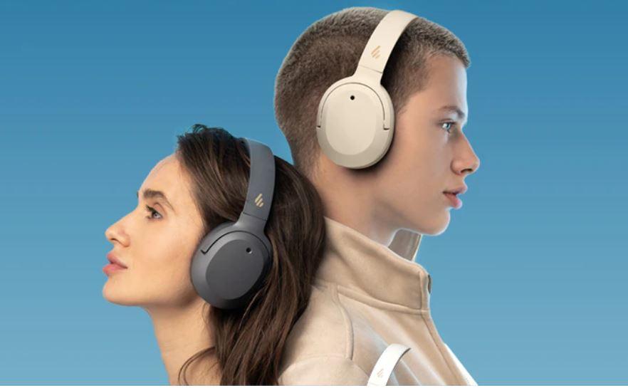 słuchawki nauszne Bluetooth z Aliexpress - Edifier W820NB