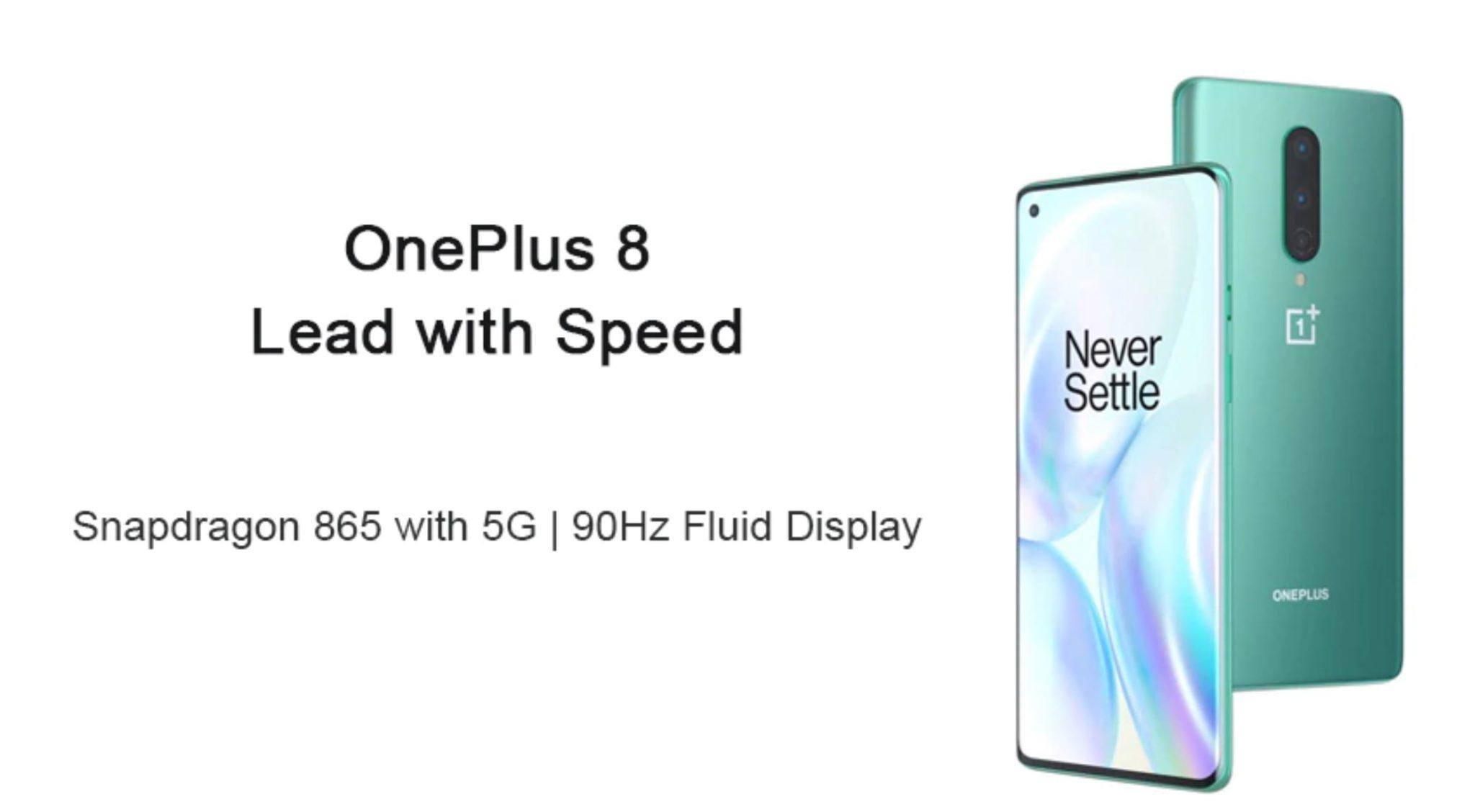 wyprzedaż smartfonów w Aliexpress na koniec wakacji - OnePlus 8 5G