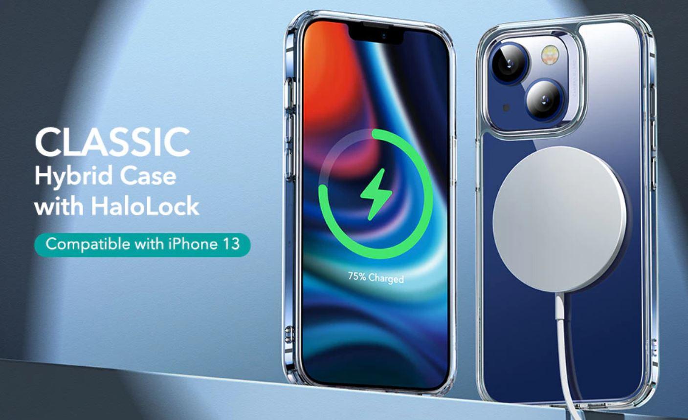 Akcesoria do iPhone 13 z AliExpress - zaoszczędzisz nawet kilkadziesiąt złotych - etui silikonowe ESR kompatybilne z MagSafe