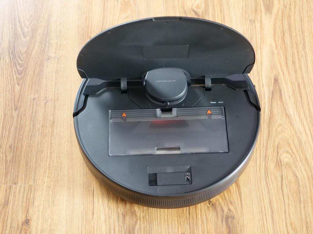 Dreame Bot D9 Max - recenzja robota sprzątającego o zwiększonej mocy - pod pokrywą