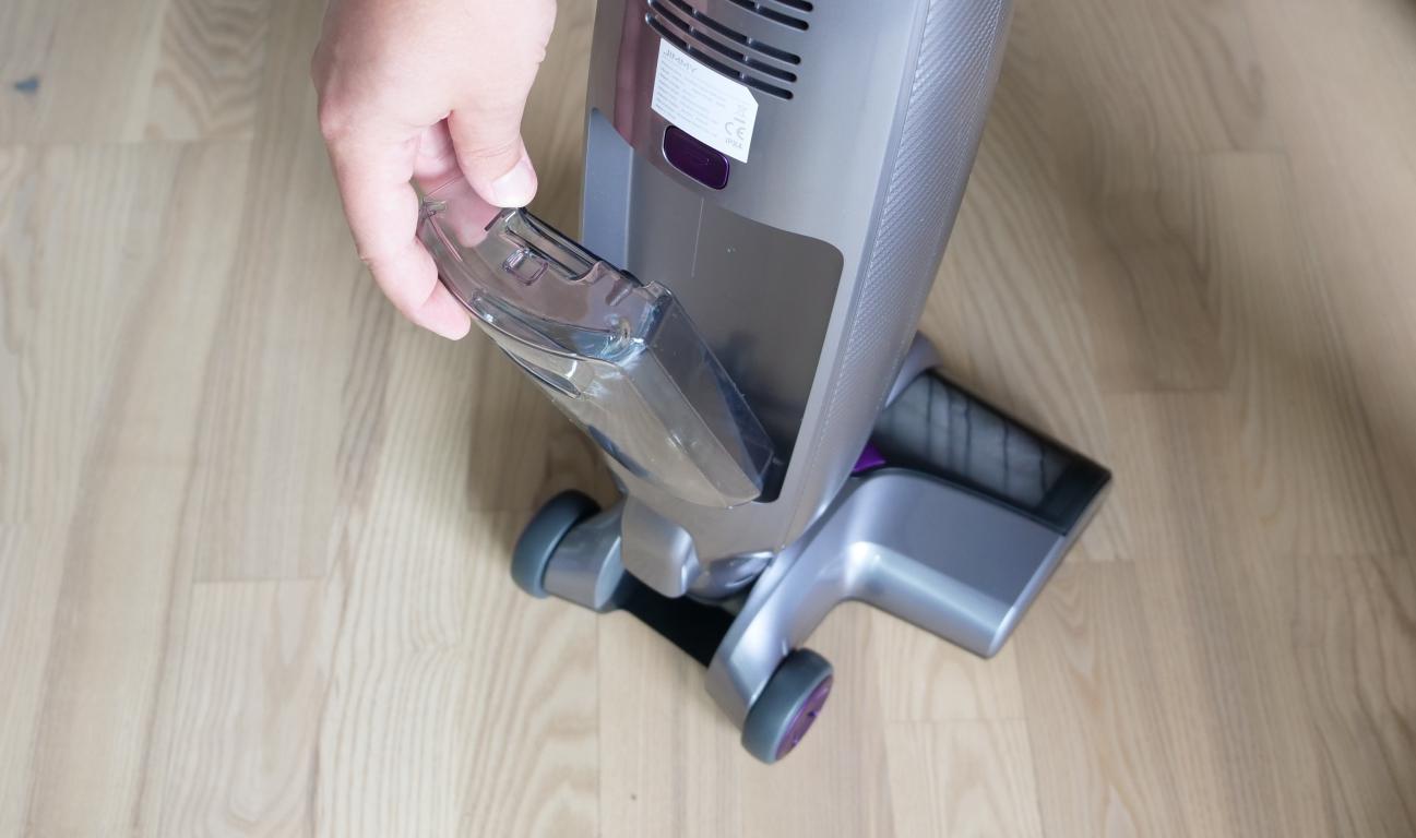 Jimmy HW8 Pro - pojemnik na czystą wodę