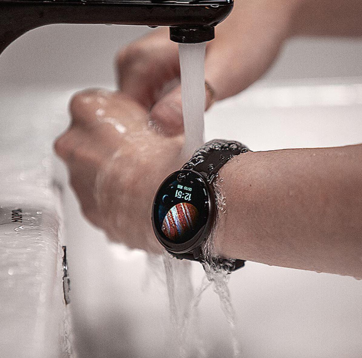 Mibro Lite - premiera smartwatcha - wodoodporność