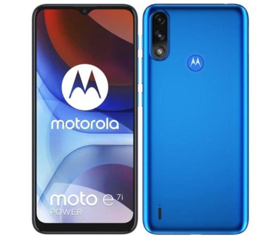 Najpopularniejsze smartfony do 1000 zł w ofercie RTV Euro AGD (TOP 10) - Motorola e7i