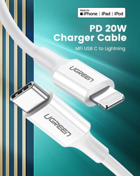 Super szybkie ładowarki do najnowszego iPhone 13 - taniej niż myślisz - kabel USB-C - lightning
