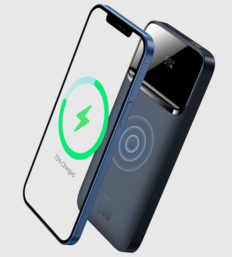 Super szybkie ładowarki do najnowszego iPhone 13 - taniej niż myślisz - powerbank do iPhone 13 - Baseus