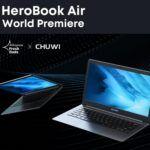 Wrześniowe premiery w AliExpress - skorzystaj z promocji - laptop HeroBook Air World Premiere