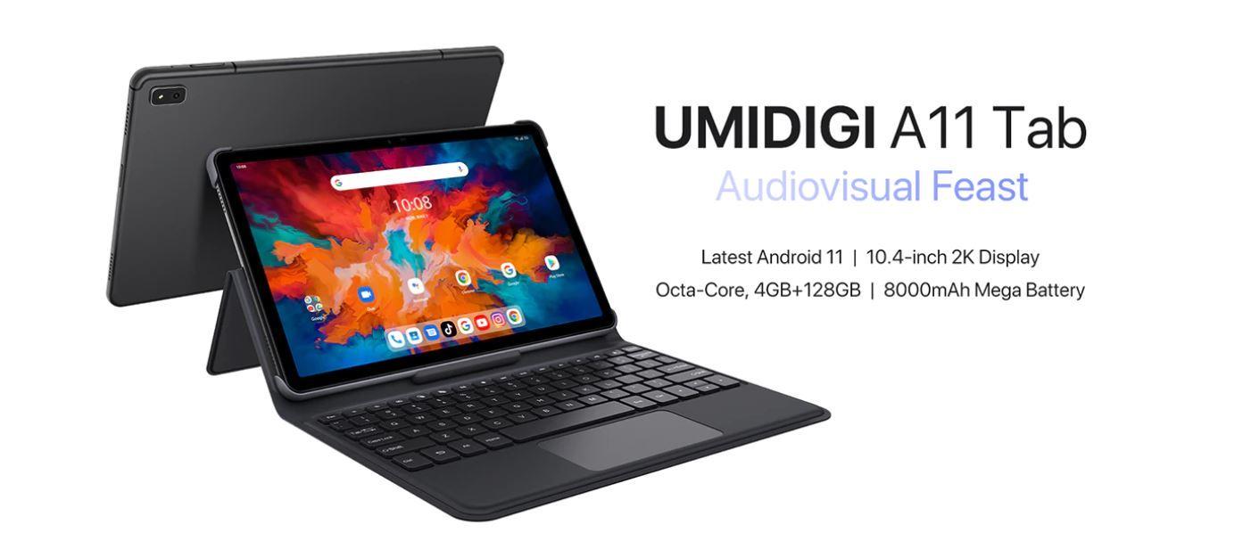 Wrześniowe premiery w AliExpress - skorzystaj z promocji - tablet UMIDIGI A11 Tab