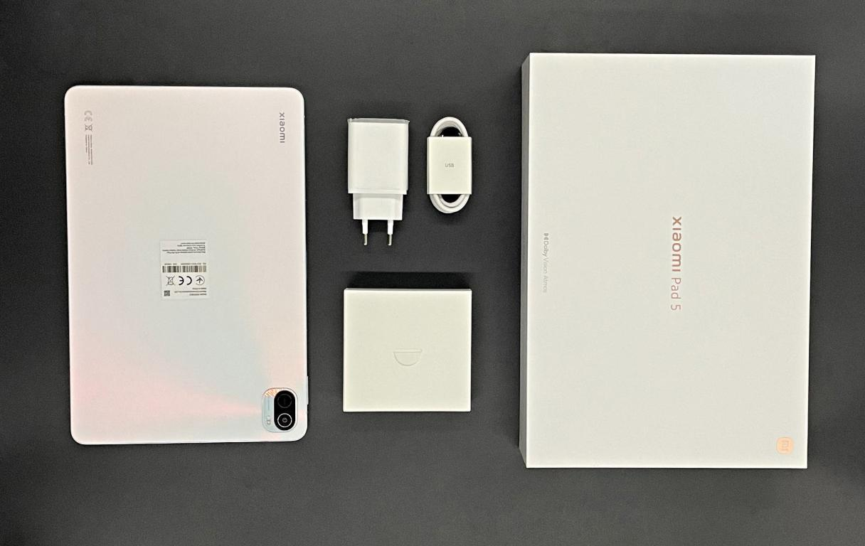 XIAOMI Pad 5 - unboxing tableta