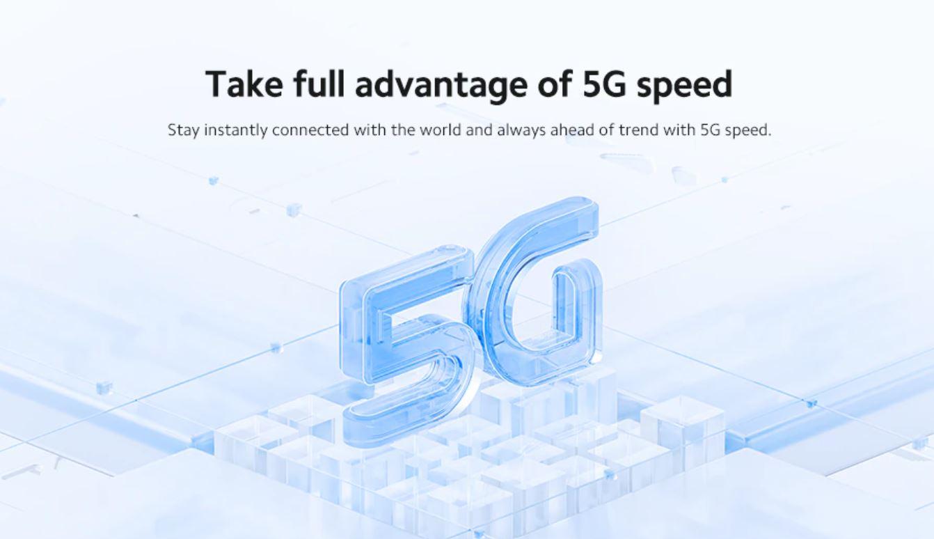 Xiaomi 11 Lite 5G NE - obsługa 5G