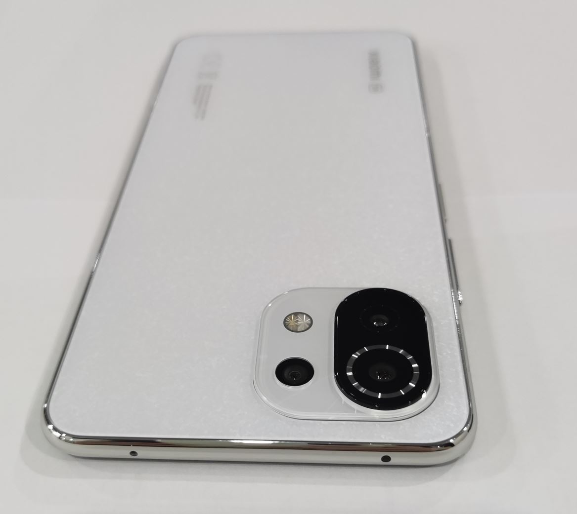 Xiaomi 11 Lite 5G NE - zdjęcie snowflake