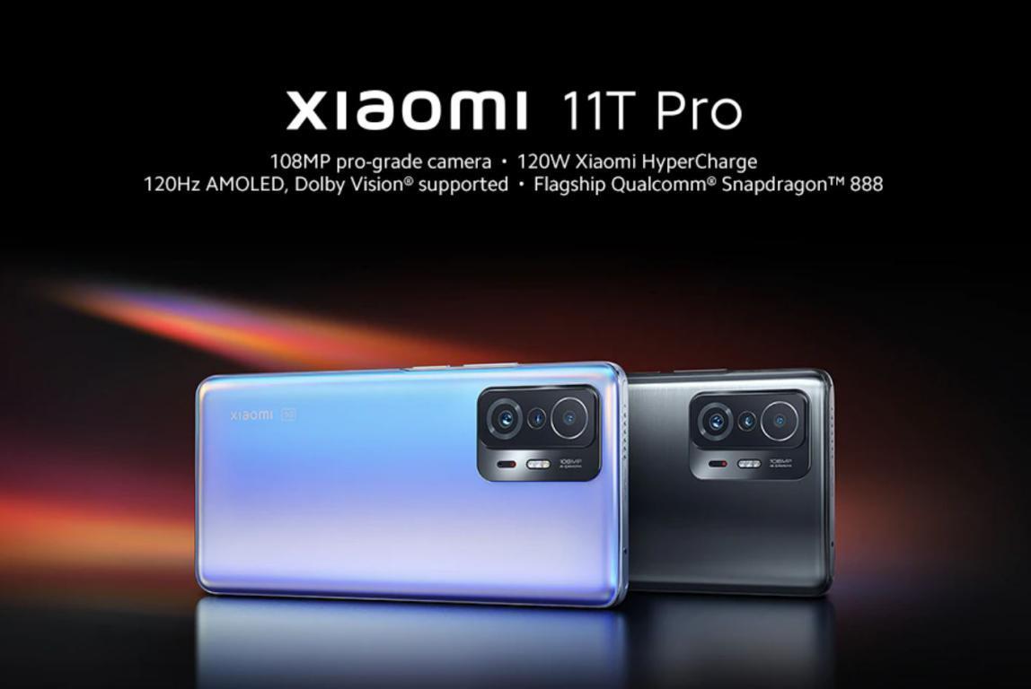 Xiaomi Mi 11T Pro - topowy smartfon
