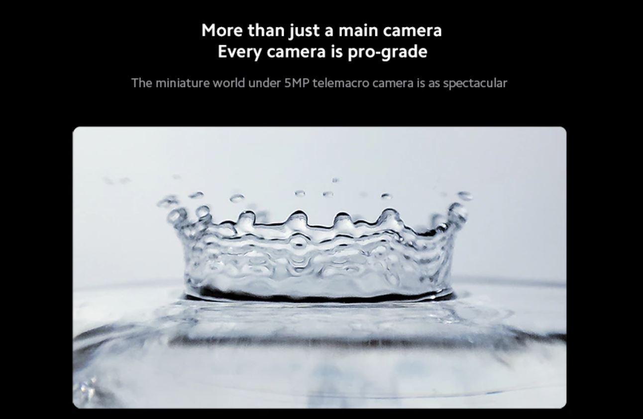 Xiaomi Mi 11t Pro - aparat macro
