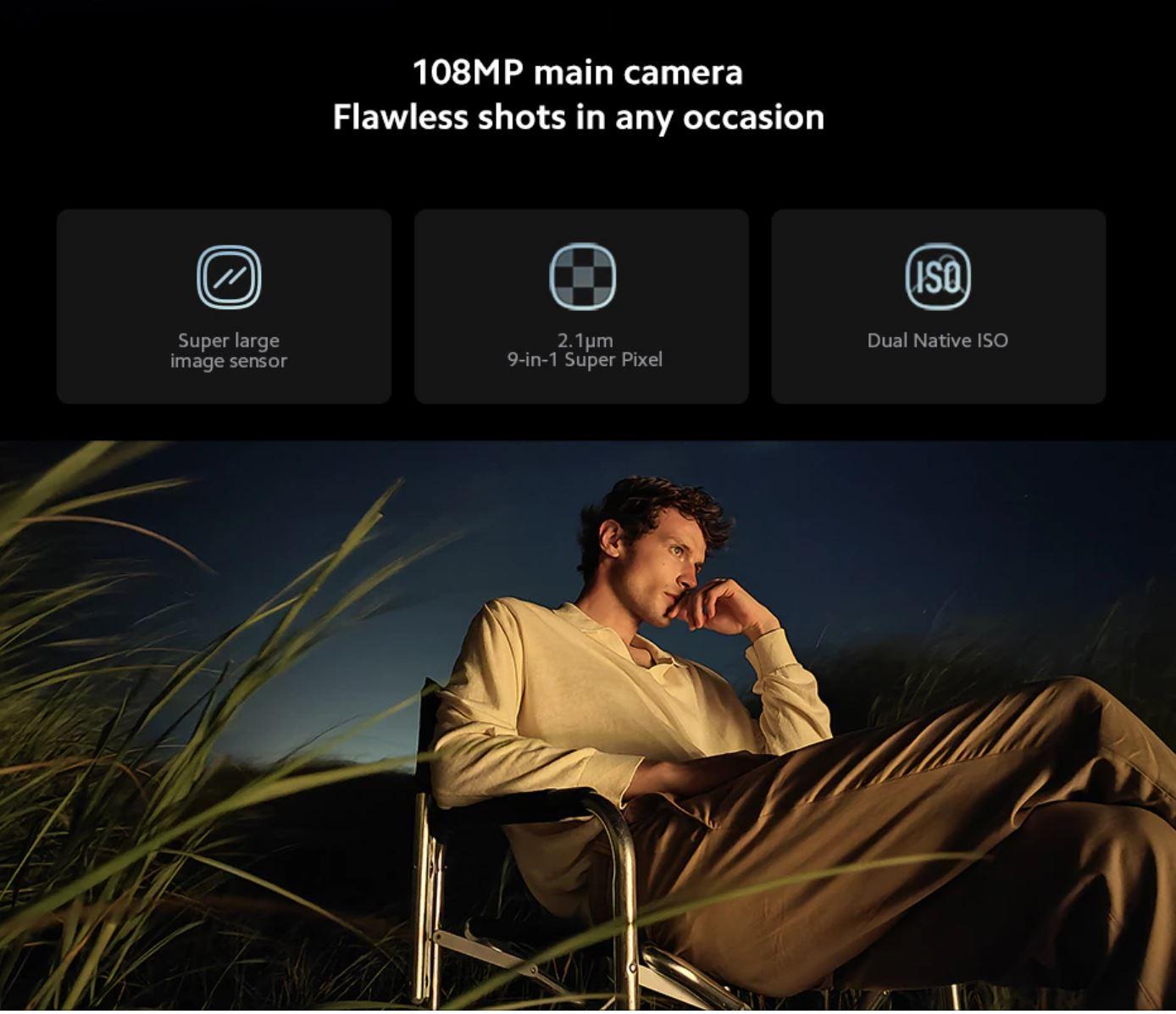 Xiaomi Mi 11t Pro - nagrania wideo