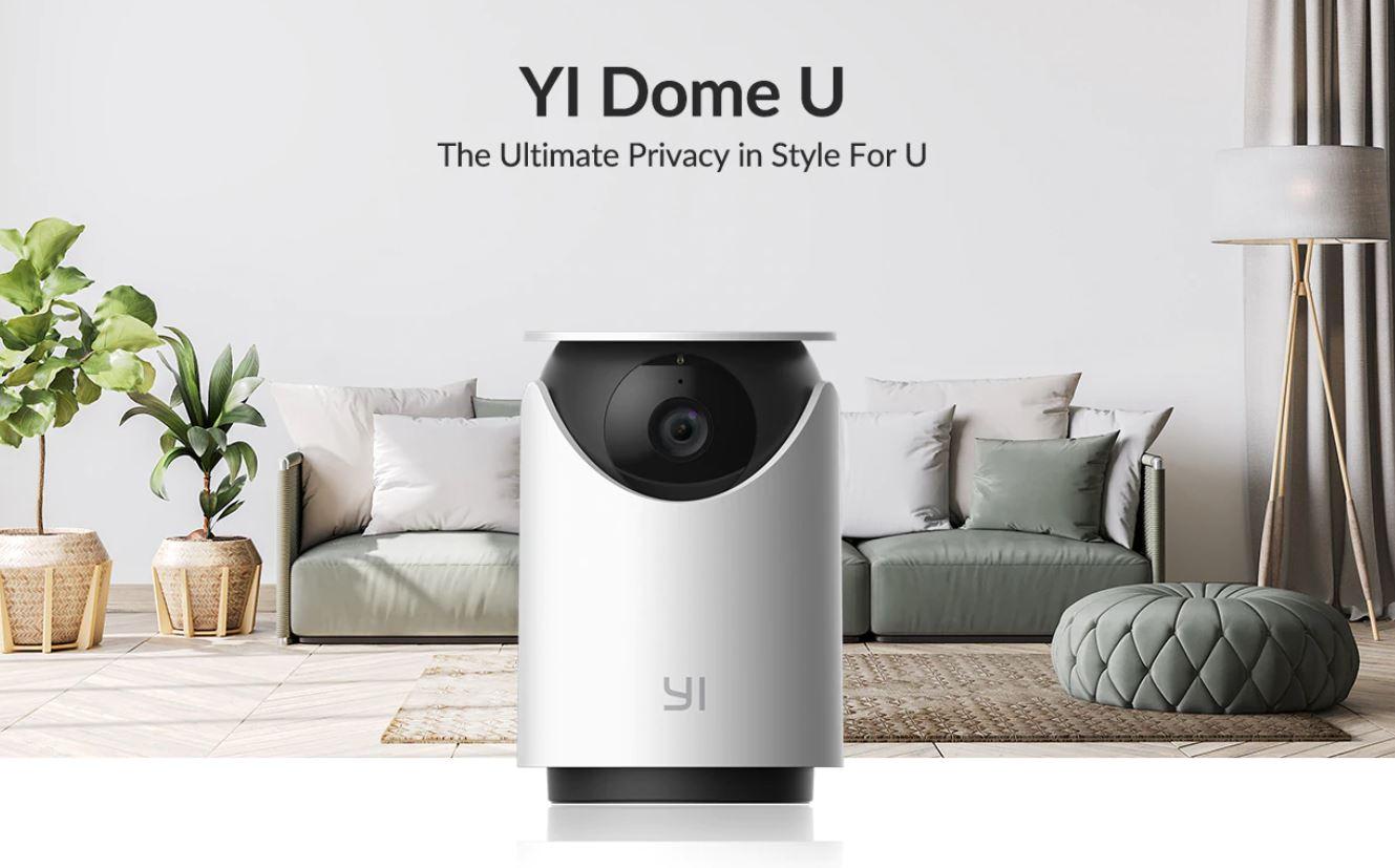 kamera do monitoringu YI Dome U