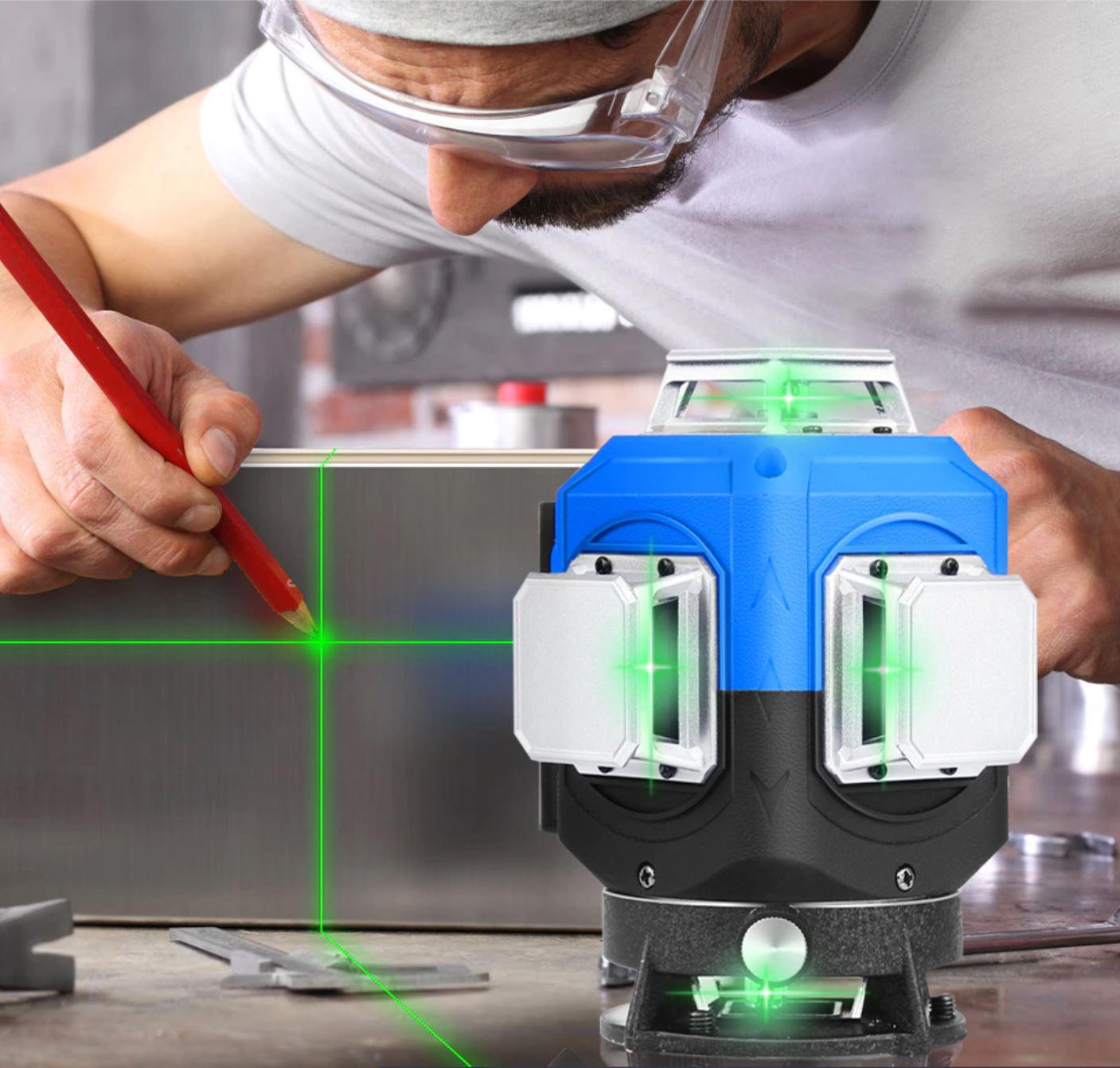 poziomica laserowa ProStormer z AliExpress