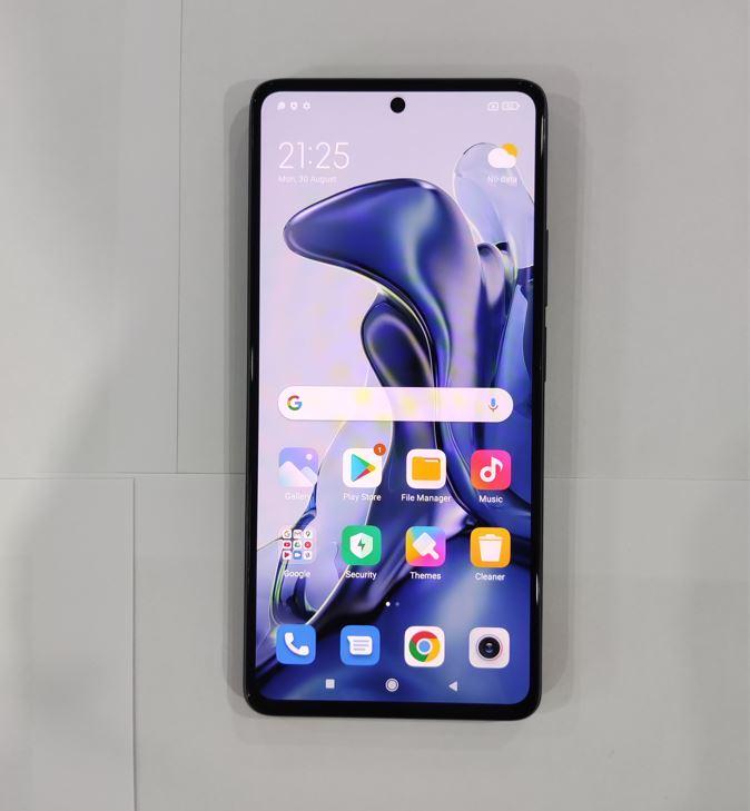 prawdziwe foto Xiaomi 11T