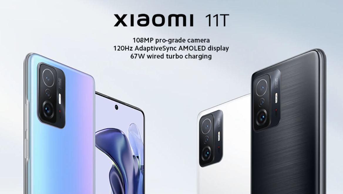 promocja Xiaomi 11T