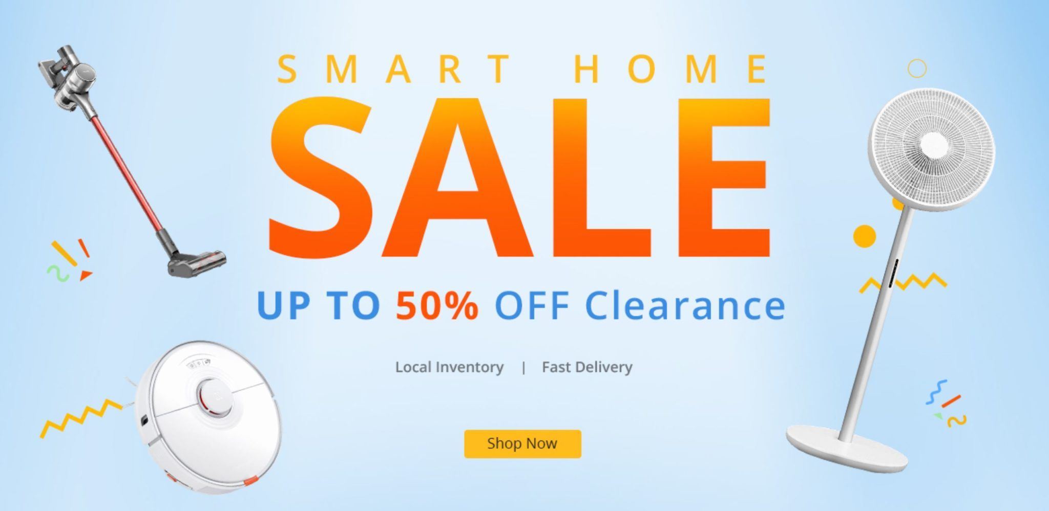 smart home sale w geekbuying.com - promocja