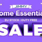 Promocja produktów Jimmy w Geekbuying.com - banner promocji