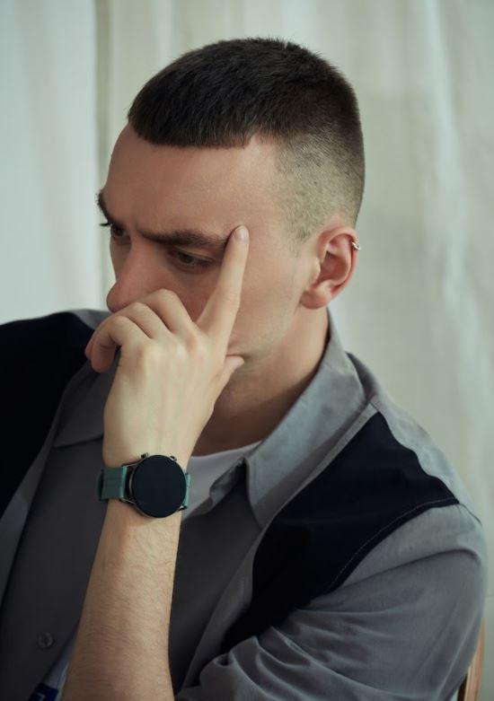 męski smartwatch IMILAB W12
